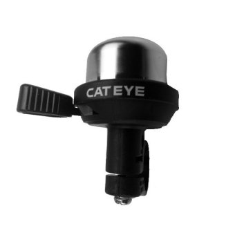 CatEye Classic Cycling Wind Bell #0232 (Black)