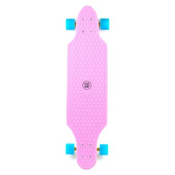"""Chaser 33"""" Plastic Longboard (Lilac) - picture 2"""
