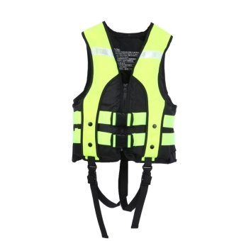 Child Water Sports Vest Swimming Jackets Kids Life Saving Gilet (Green) - intl