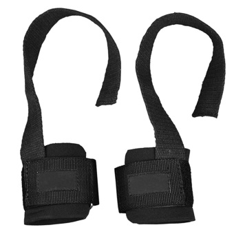 Cocotina Fitness Gym Strength Training Weight Lifting Strap Wrap Hand Wrist Support Protection 2pcs
