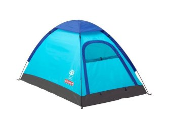 Coleman 2000024598 Go 2Person Dome Adventure (Blue/Aqua)