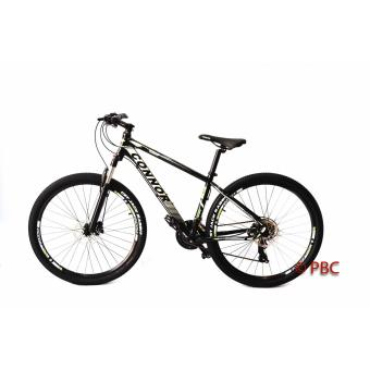 Connor Mountain Bike 27.5 x 17 MTB Alloy Black (HYDRAULIC DISC BRAKES)