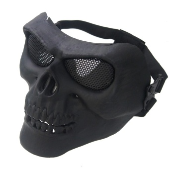Cool Skull Multi Intball CS Face Mask Ski Bike Motorcycle OutdoorSports Wear - intl