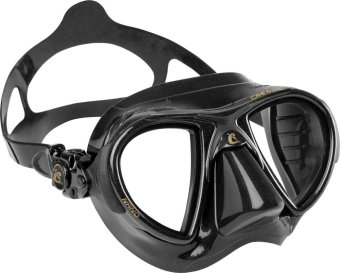 Cressi Nano Black Diving Mask Free Diving Mask Snorkeling Mask