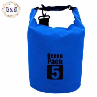 D&D Dry Bags Ocean Pack 5Liters Price Philippines