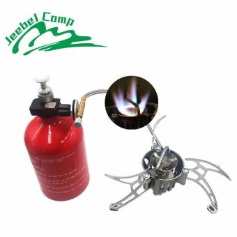 DAS-8 1000ml big capacity Oil/Gas multi fuel gas stove outdoorcamping portable gas burners - intl