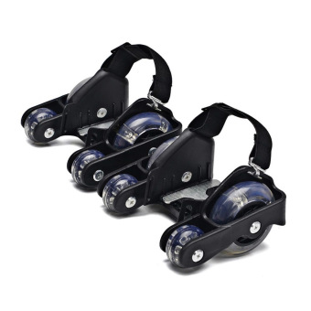 Davis Flashing Wheels (Black) Price Philippines