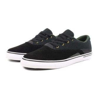 DC Men's Sultan S Low Cut (Black/Forest)