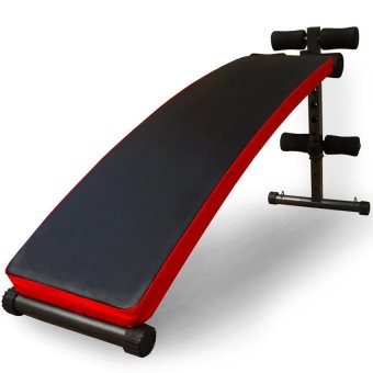 Decline Bench Ab Abdominal Exercise Fitness Sit Up Bench AdjustableIncline Slant Board Crunches Home Gym Exercise
