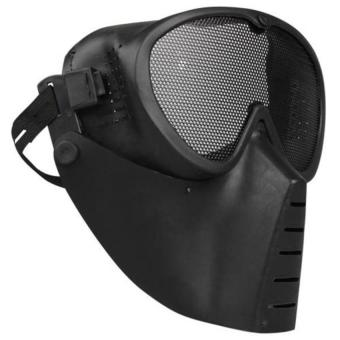 DHS Airsoft BB Gun Paintball Mesh Face Goggle Protect Mask - Intl - picture 2