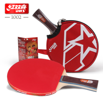 DHS genuine table tennis racket