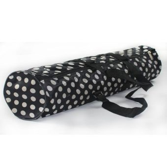 Dotted multi-functional high quality yoga mat waterproof bag