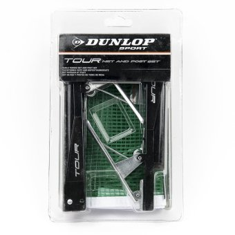 Dunlop TT AC Tour Net and Post Set (Black/Green) Price Philippines
