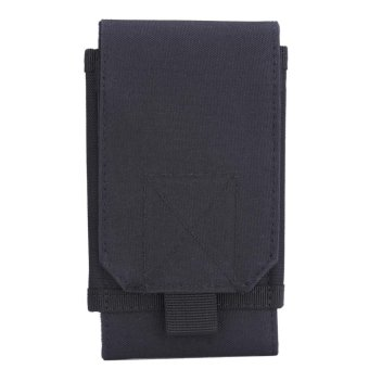 Durable Tactical Military Cellphone Pouch Bag with Belt Clip (#5) -intl Price Philippines