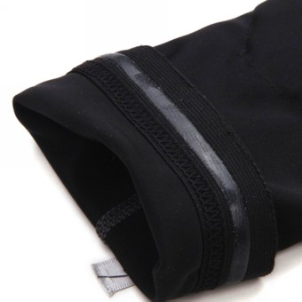 Elbow Brace Arm Support Pad Guard Basketball Bandage Wrap InjuryStrap Black M - 3