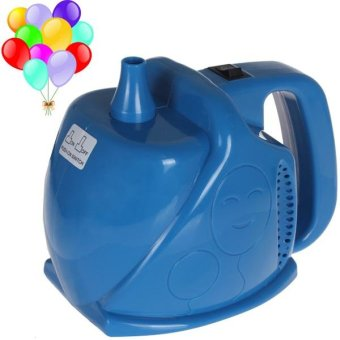 Electric Portable Household Air Blower Electric Balloon Pump withSingle Nozzle Balloon Inflator - intl