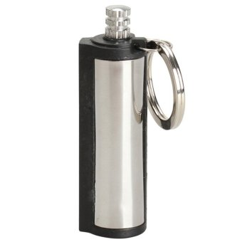 Emergency Fire Starter Flint Match Lighter Cylinder Outdoor Survival Tool