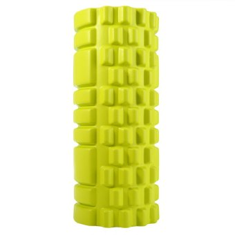 EVA Yoga Foam Roller Fitness Floating Point for Physio Massage Pilates Yellow (Intl) - picture 2