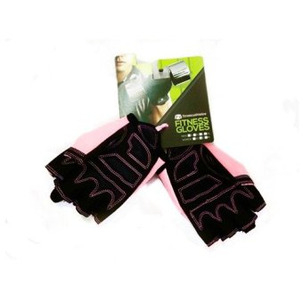 FA Fitness Gloves FABC (Pink) - 2