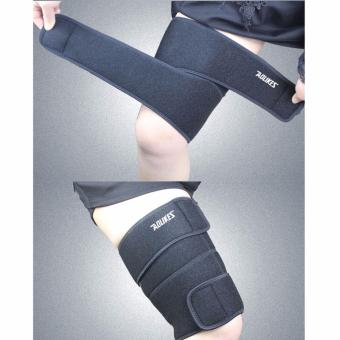 Fancyqube Thigh Sleeve Comperssion Hamstring Groin Support BraceWarp Bandage - intl Price Philippines