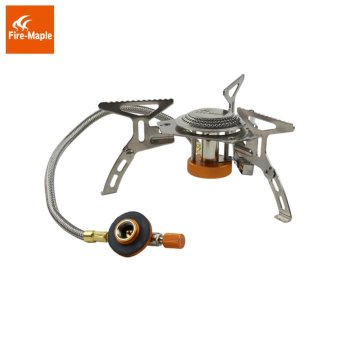 Fire Maple 2600W Camping Equipment FMS-105 Outdoor Water Coffee TeaMeal Cooking Gas Stove -
