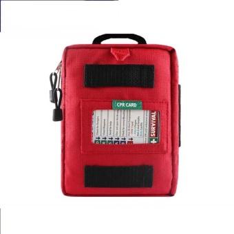 First Aid Kits Survival Gear Medical Trauma Kit Rescue Bag Kit Car Bag Emergency Kits - intl - 3