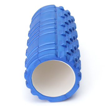 Fitness Direct Foam Roller Trigger Point Textured Massage Yoga Grid Blue - Intl - picture 2