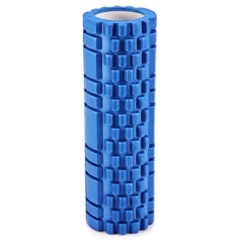 Fitness Floating Point EVA Yoga Foam Roller for Physio Massage Pilates - BLUE (Intl) - picture 2