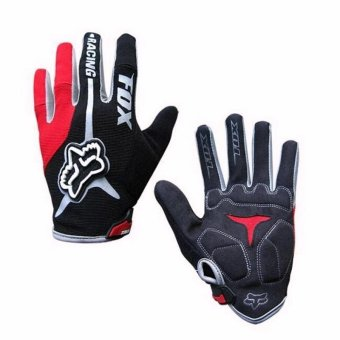 Fortress Motorcycle /Bike Cycling Full Finger Gloves (FF3) Price Philippines