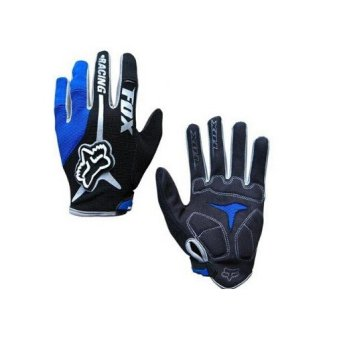 Fortress Motorcycle /Bike Cycling Full Finger Gloves (FF4)