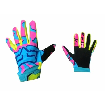 Fortress Motorcycle /Bike Cycling Full Finger Gloves Medium(FF45-Medium) Price Philippines