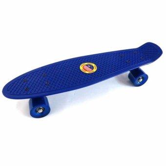 "Gonzales Skateboard Plastic Skate 21"" (Blue)"