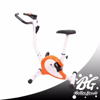 Good Quality 301 Indoor Magnetic Spinner Bike (Orange/White)
