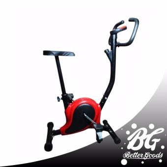 Good Quality 301 Indoor Magnetic Spinner Bike (Red/Black)