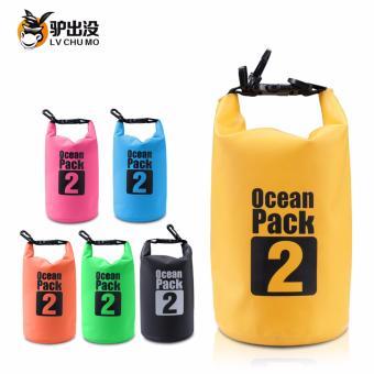 GS Heavy Duty Ocean Pack Waterproof Dry Bag 2L - 2