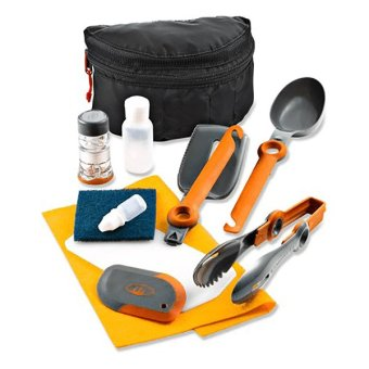 GSI Outdoors NFORM Crossover Kitchen Kit 12-Pieces Set