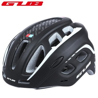 GUB XX6 55 - 61CM Adult Safety Bicycle 19 Air Vent Helmet withVisor - intl Price Philippines