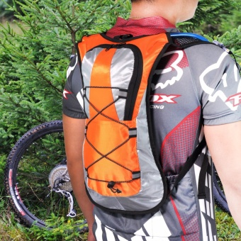 Happy Tree Waterproof Breathable Cycling Bicycle Bike Shoulder Backpack Ultralight Outdoor Sports Riding Travel Mountaineering Hydration Water Bag