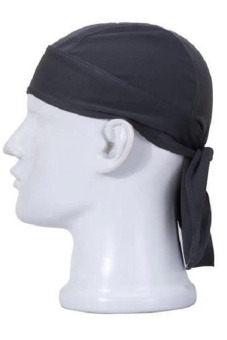 Hengsong Bandana Cycling Headband Dark Grey - picture 2