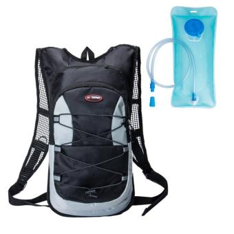 Hiking Running Biking Hydration Pack with 2L Backpack Water BladderHiking Camping Riding Cycling Bag Backpack + Hydration Packs Pack2L Bike Bicycle Equipment Water Bladder.2nd. version,,4 colors -intl