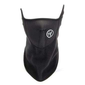 HKS Half Face Mask Facemask Bicycle Motorcycle Snowboard Outdoor - Intl