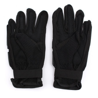 HKS Military Tactical Airsoft Hunting Assault SWAT Combat Cycling Full Finger Gloves L - Intl