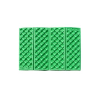 HKS Moisture-proof Honeycomb Massage Cushion Portable Mobile Mat(green) outdoor adventure - Intl