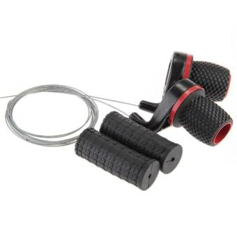 HKS Mountain Bike MTB Speed Shifter with Grips (1pair) - Intl - picture 2