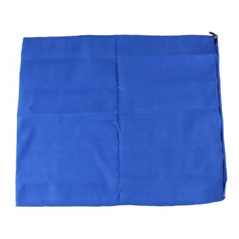 HKS New Camping Towel Outdoor Microfiber Towel Quick-drying Outdoor Sports Towels Blue - Intl - picture 2