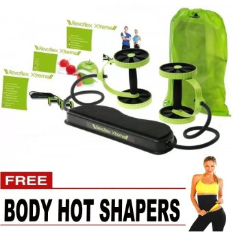 Harga ASOT Revoflex Xtreme Abdominal Trainer with Free Body Hot Shapers