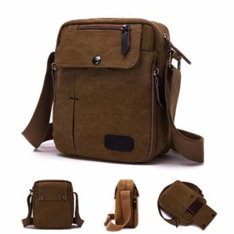 Harga Tactical Shoulder Bag (Brown)