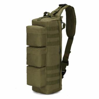 WATERPROOF ARMY SLING BAG / MENS BAG / AKL-B11 PIERSON [ARMYGREEN] Price Philippines