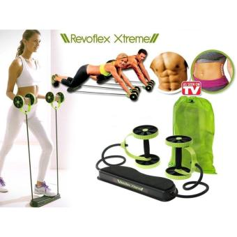 Harga As Seen on TV RXAT-01 Revoflex Xtreme Abdominal Trainer