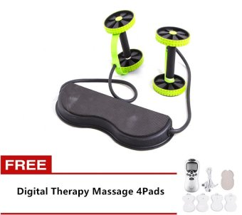 Harga Revoflex Xtreme (Light Green) with Free Digital Therapy Massage 4Pads